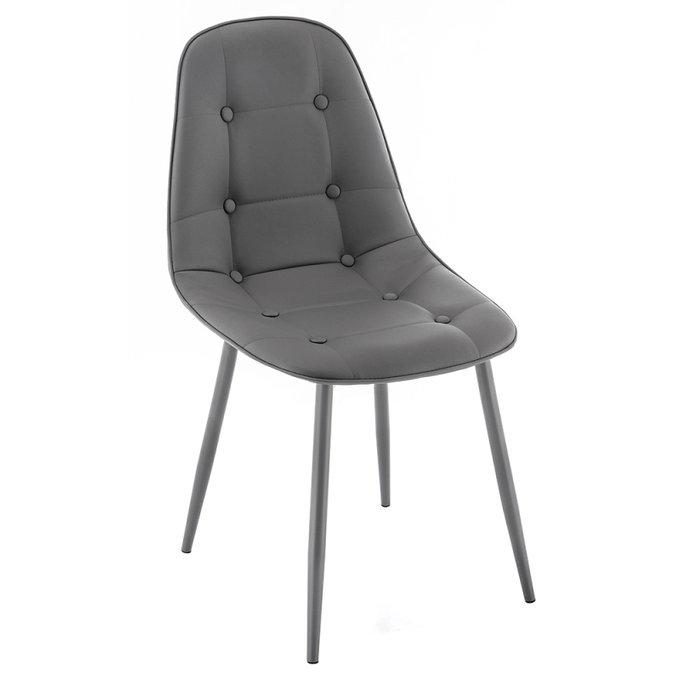 Обеденный стул Lili серого цвета