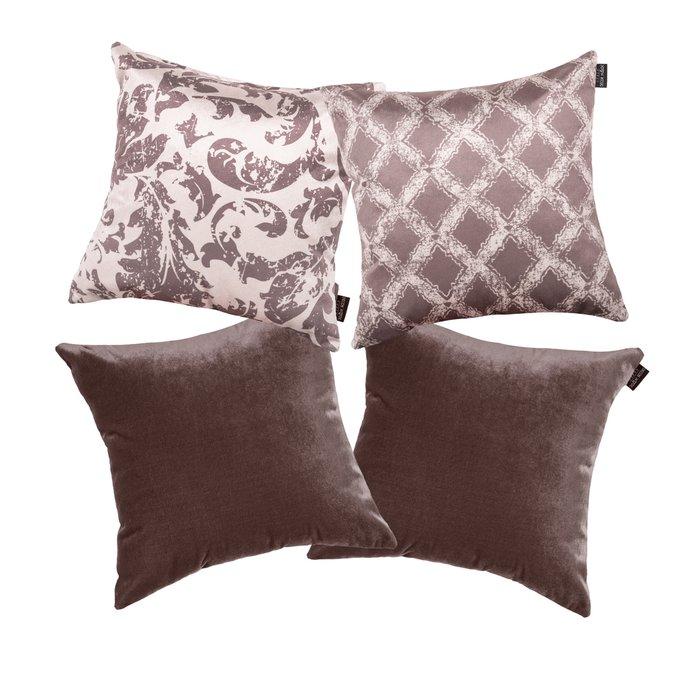 Комплект чехлов Lux Antre/Visoni Mocca с внутренними подушками