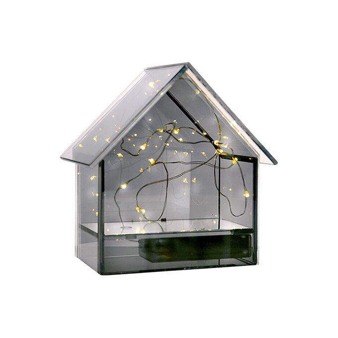 Светодиодный декор Deyo из стекла