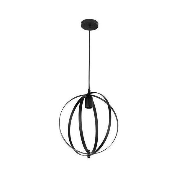 Подвесной светильник Newton черного цвета