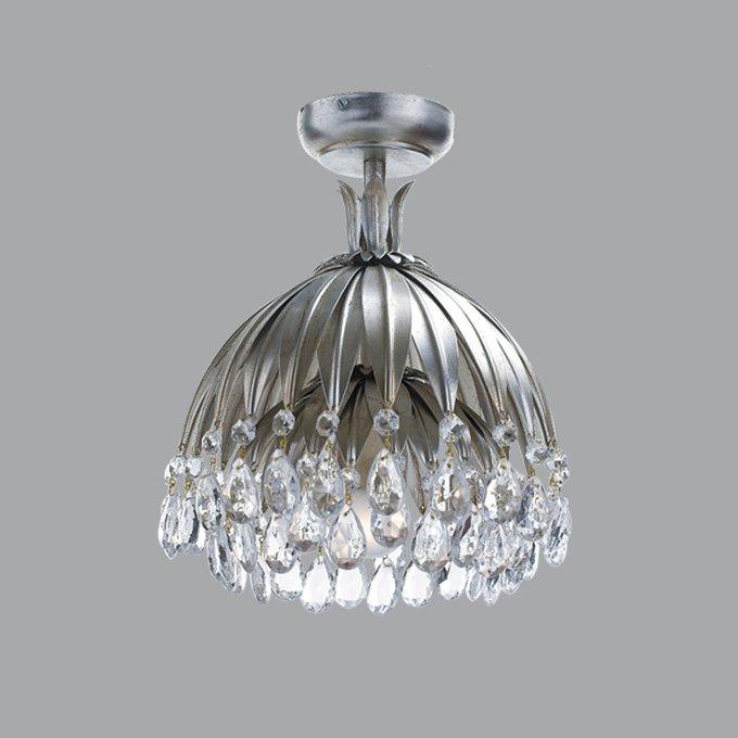 Потолочный светильник Lucienne Monique из металла золотого цвета