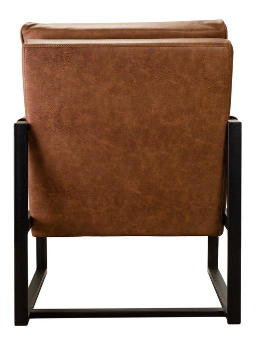 Кресло Loft 2 на каркасе из металла