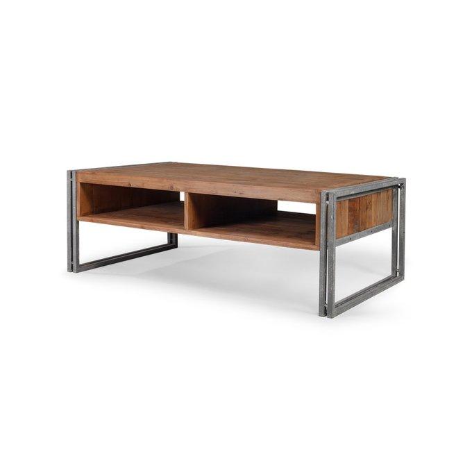Журнальный стол Сhum из массива дерева
