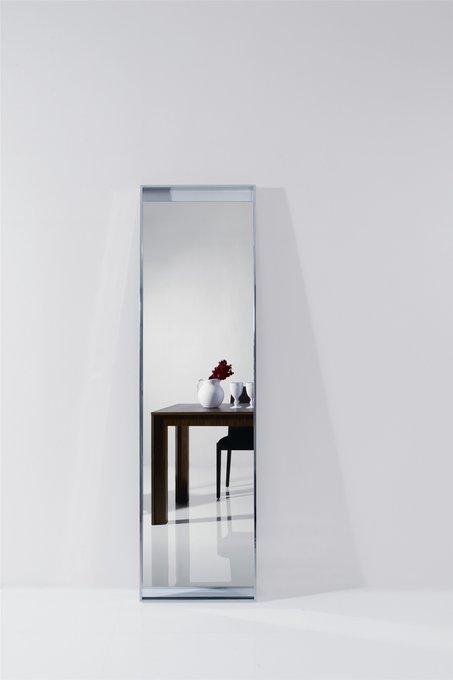 Напольное зеркало Exclusive в металлической раме