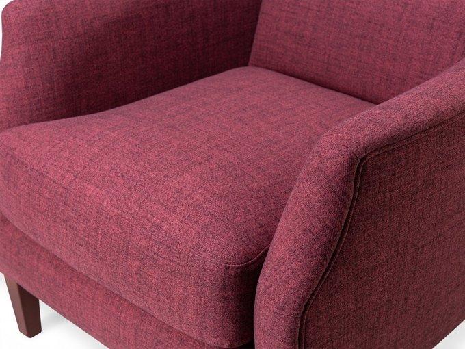 Кресло Richman малинового цвета