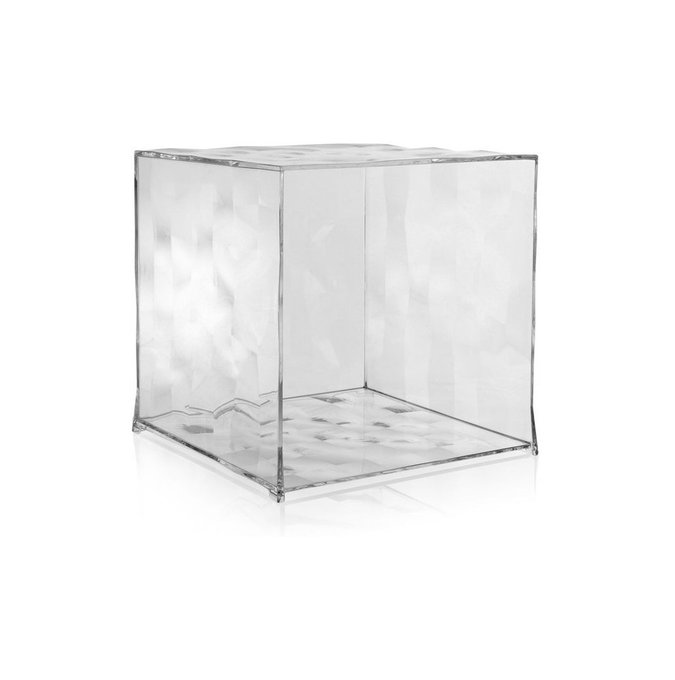 Журнальный стол Optic прозрачный