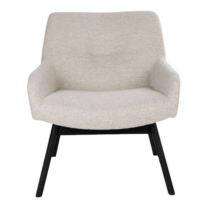 Кресло London песочного цвета