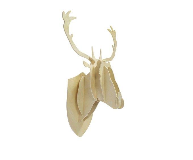 Декоративная голова оленя Ivory Big