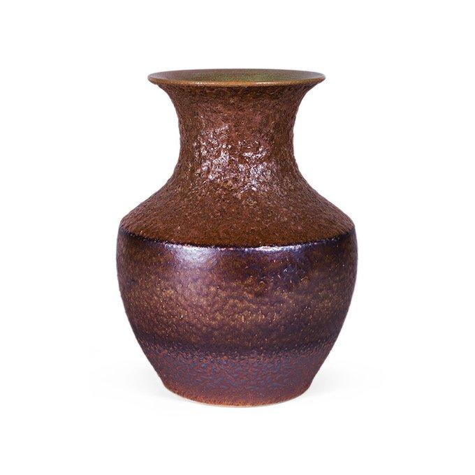 Ваза напольная Grand Vase коричневого цвета