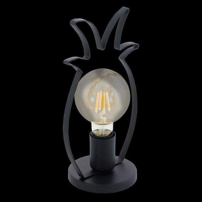Настольная лампа Coldfield черного цвета