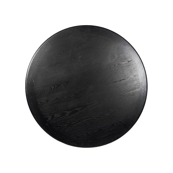 Обеденный стол Rubeus черного цвета
