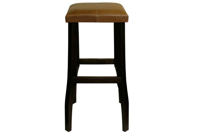 Барный стул Moden с каркасом из массива бука