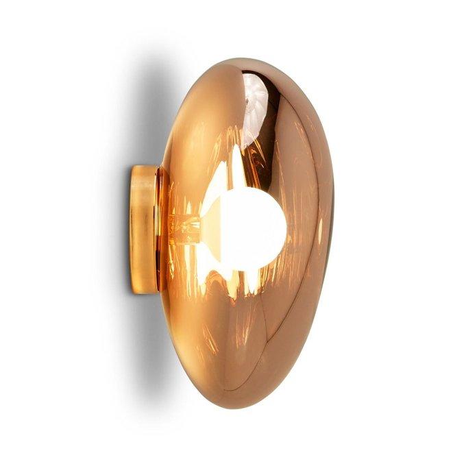 Настенный/Потолочный светильник Tom Dixon Melt Surface Copper