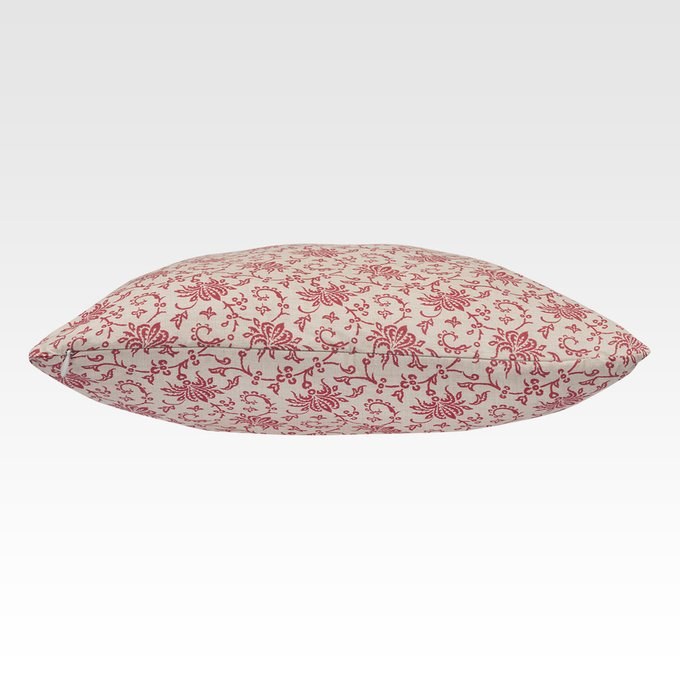 Подушка Цветочное сплетение