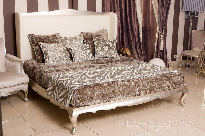 Кровать с решеткой VENEZIA 180х195