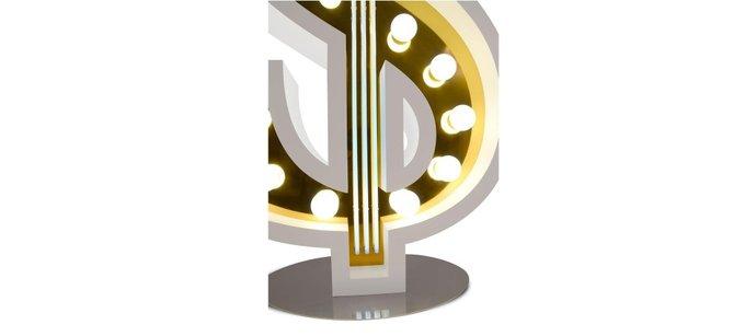 Светильник знак $