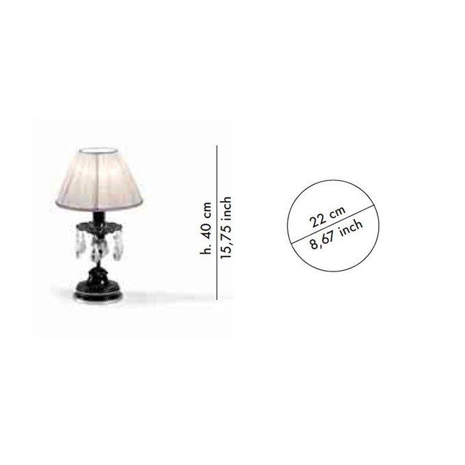 """Настольная лампа Lamp International """"RINASCIMENTO"""""""