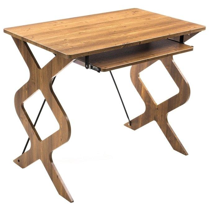 Компьютерный стол Selena с полкой под клавиатуру