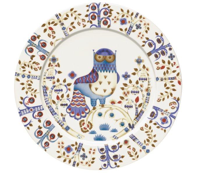 Тарелка Taika из фарфора