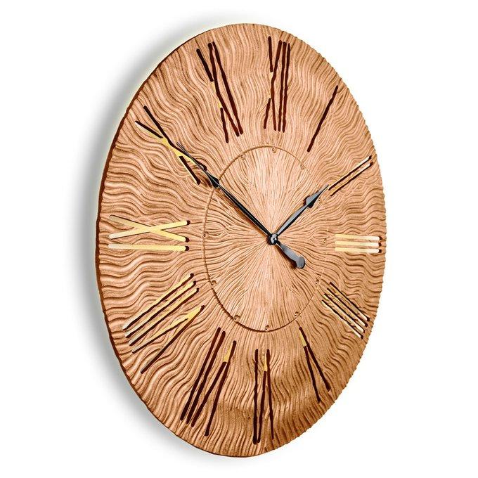 Настенные часы TWINKLE bronze