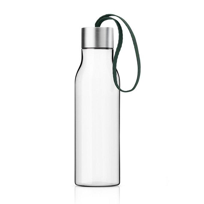 Бутылка Eva Solo тёмно-зелёная