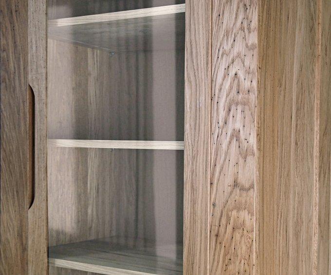 Витрина Riva со стеклянной дверью