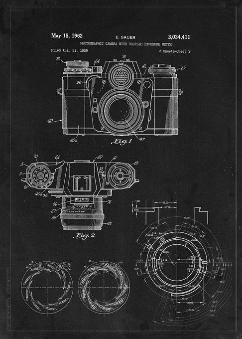 """Картина """" Photocamera """""""