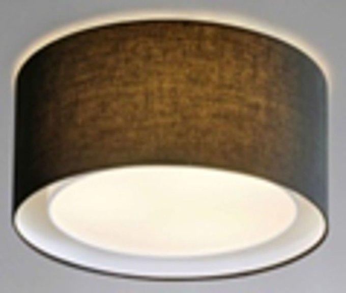 Потолочная люстра Bergamo серо-белого цвета