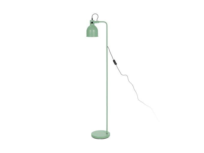 Светильник напольный Almelo зеленого цвета