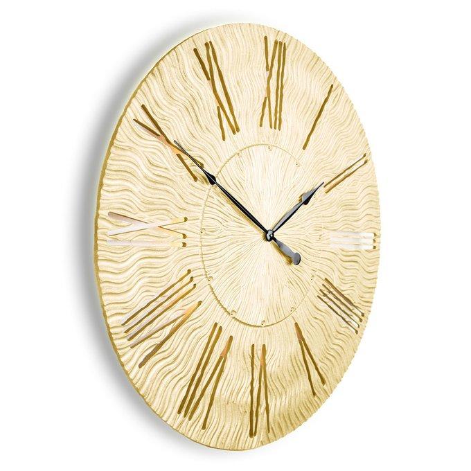 Настенные часы TWINKLE gold