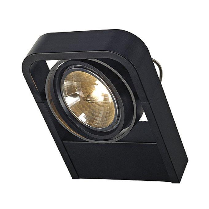 Светильник настенный SLV Aixlight R2 черный