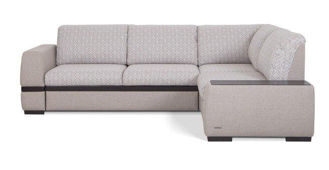 Угловой диван Миста Ромб сугловой секцией