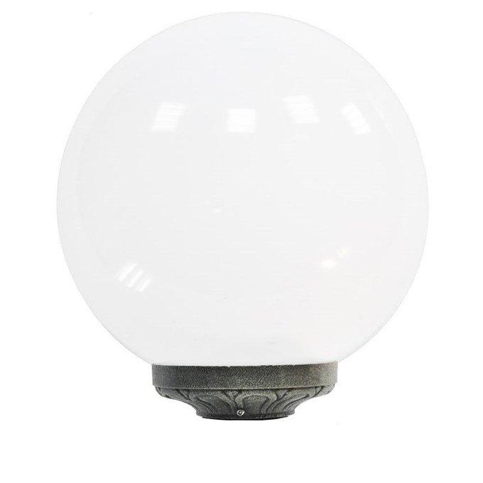 Уличный светильник Globe с белым плафоном