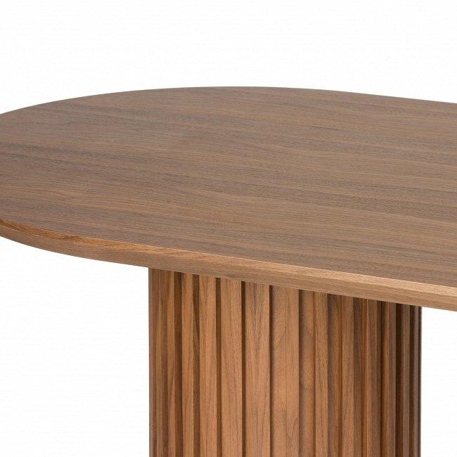 Стол обеденный Moderna цвета орех