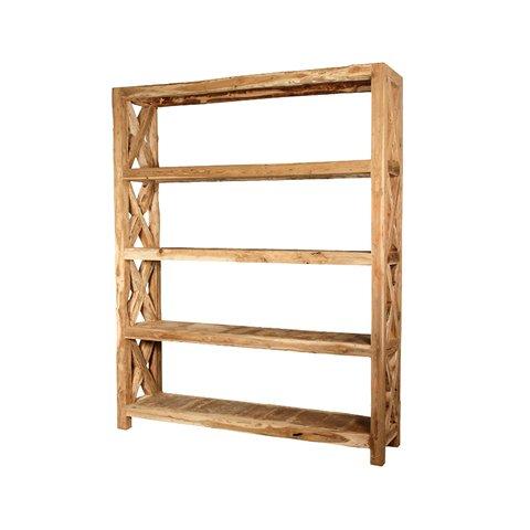 Шкаф Sogo из массива тикового дерева