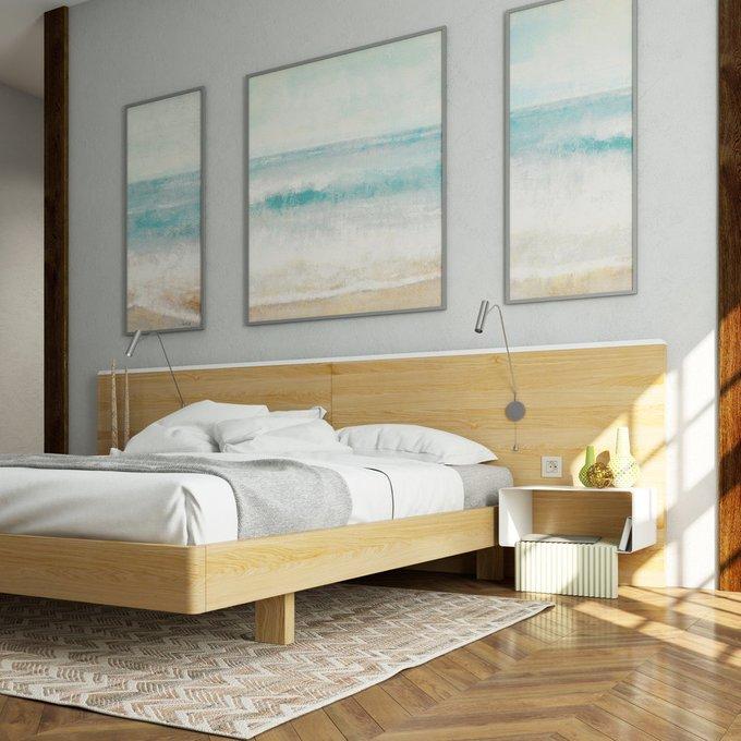 Комплект для спальни Tesla-C light 160х200