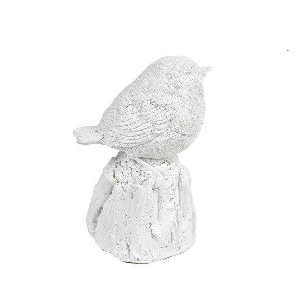 Статуэтка Sparrow белого цвета