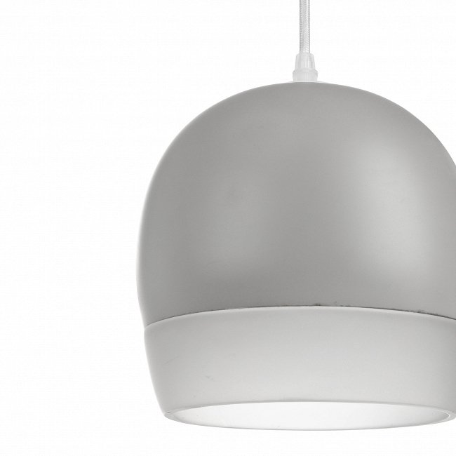 Подвесной светильник Nansha из бетона и смолы