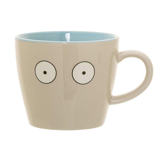 Кружка Eyes blue из керамики