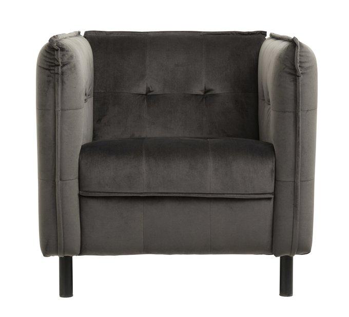 Кресло Lounge с велюровым покрытием