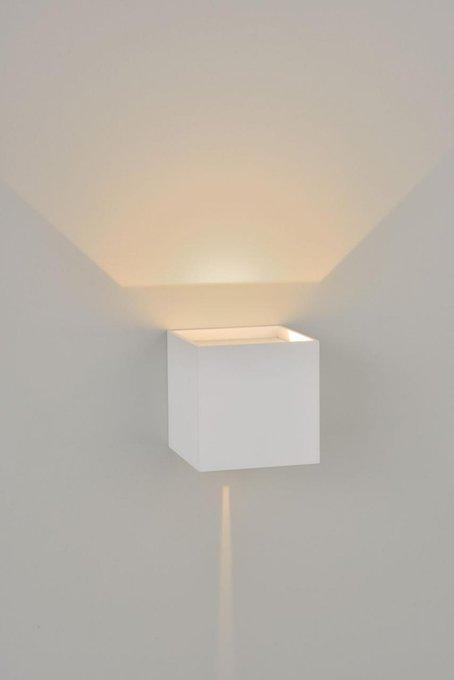 Уличный настенный светодиодный светильник Lucide Xia