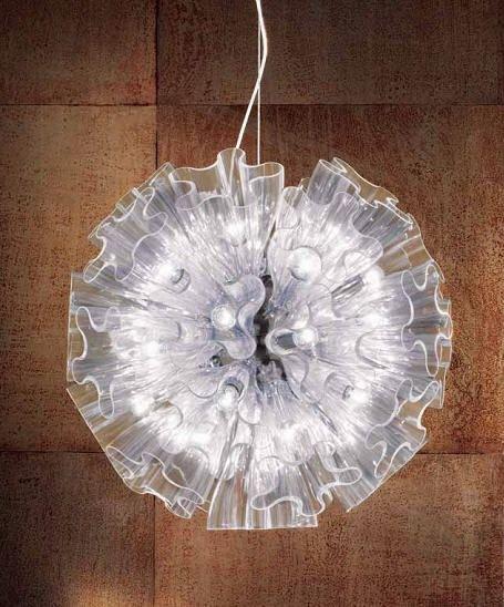 Светильник подвесной Blum  clear