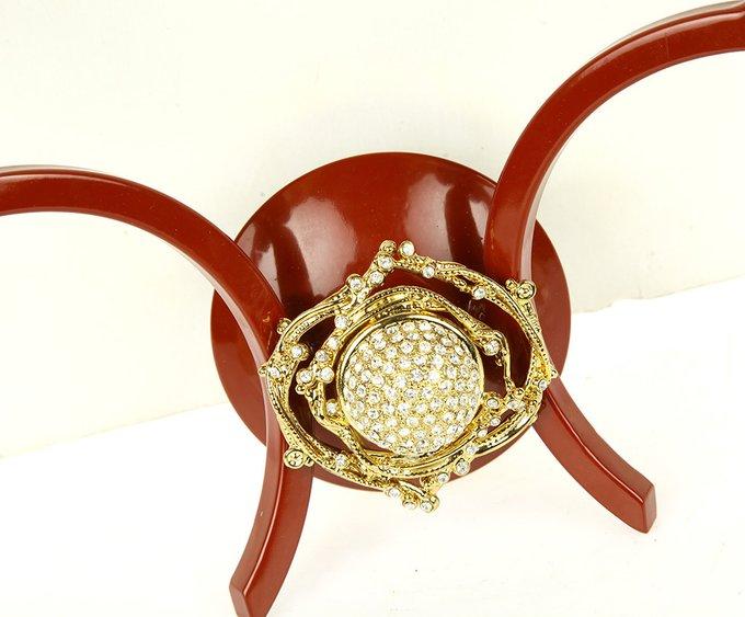 Бра MM Lampadari Anfora ручной ковки с муранским стеклом