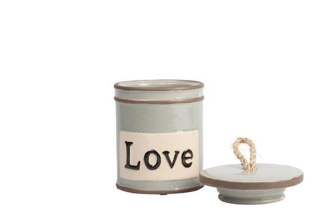 """Емкость для хранения """"Love"""""""