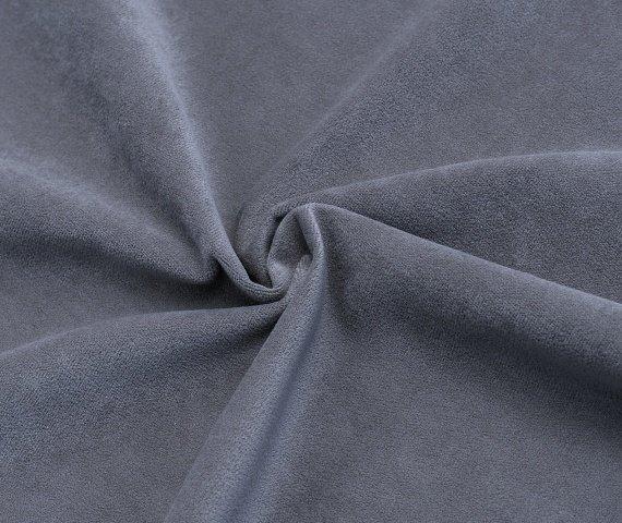 Мягкая зона Cosmo правый серо-ментолового цвета