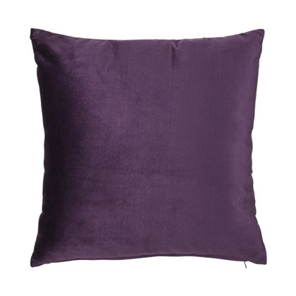 Декоративная подушка Dora фиолетового цвета