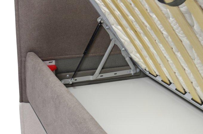 Кровать Solo V1 с ящиком для белья 190х100