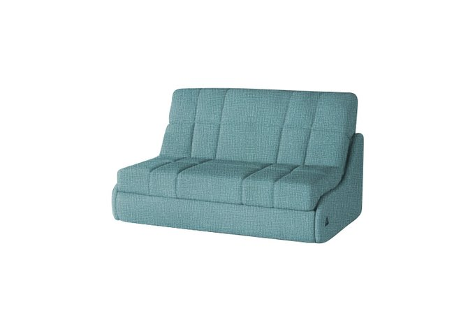 Диван-кровать Шарлот S темно-бирюзового цвета