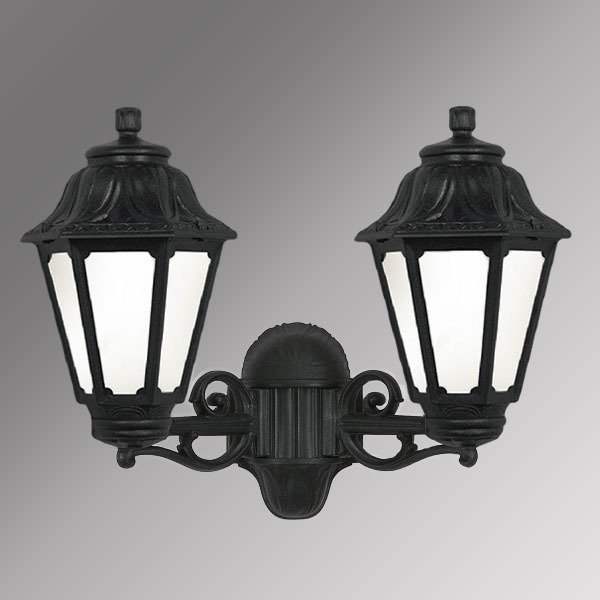 Уличный настенный светильник FUMAGALLI PORPORA/ANNA