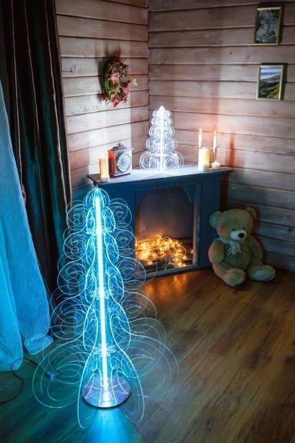 LED елка ABIES M,L
